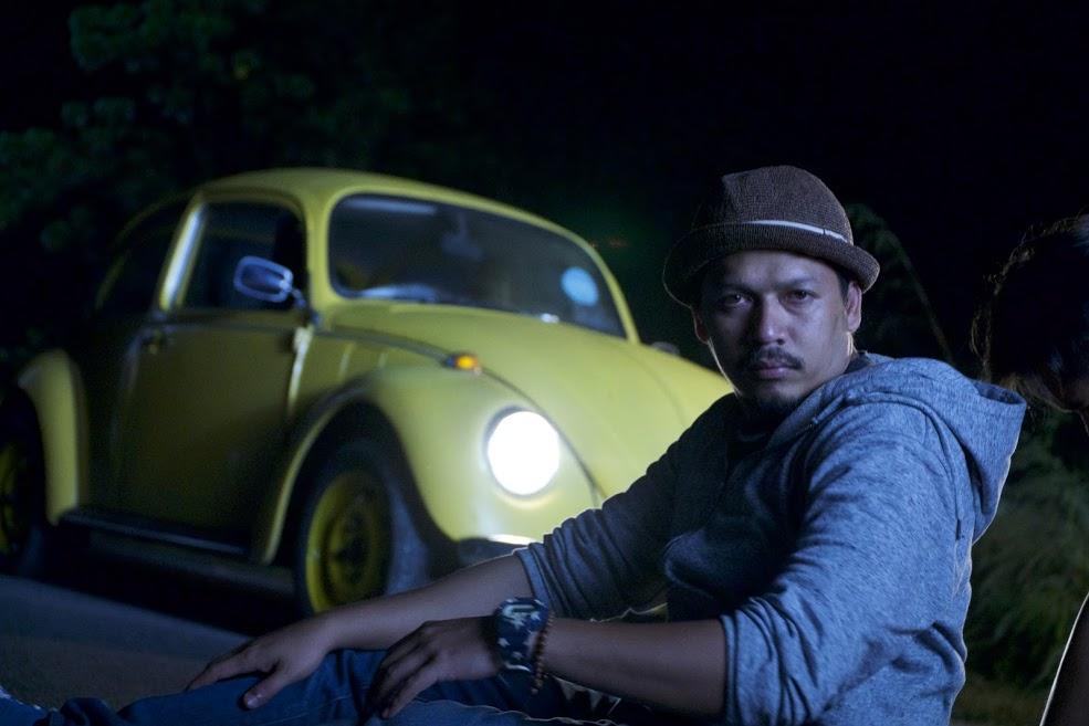 Pekin Ibrahim Peneraju Volkswagen Kuning