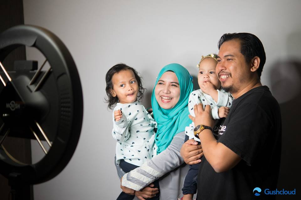 Keluarga Bro Framestone Gushcloud Malaysia