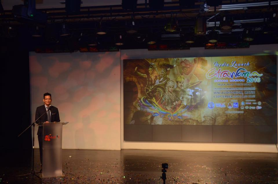 Majlis Pelancaran Citrawarna@Kuala Lumpur 2016