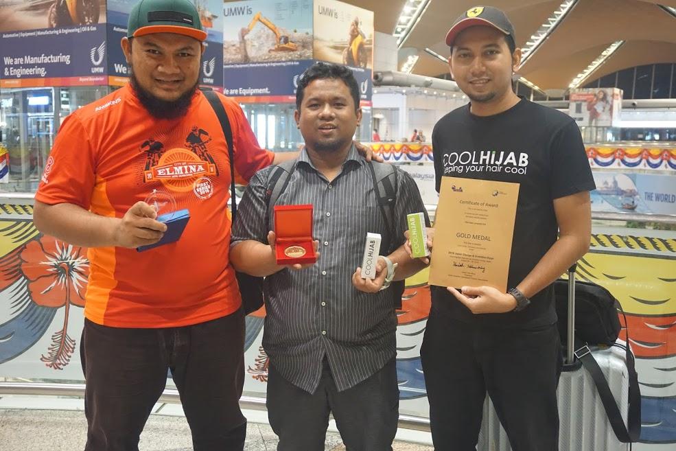 Pasukan CoolHijab bagi pasaran global