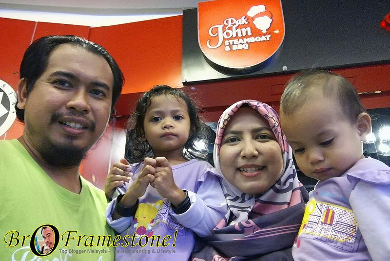 Hidangan Halal & Murah di Restaurant Pak John Steamboat & BBQ Serendah RM29.90