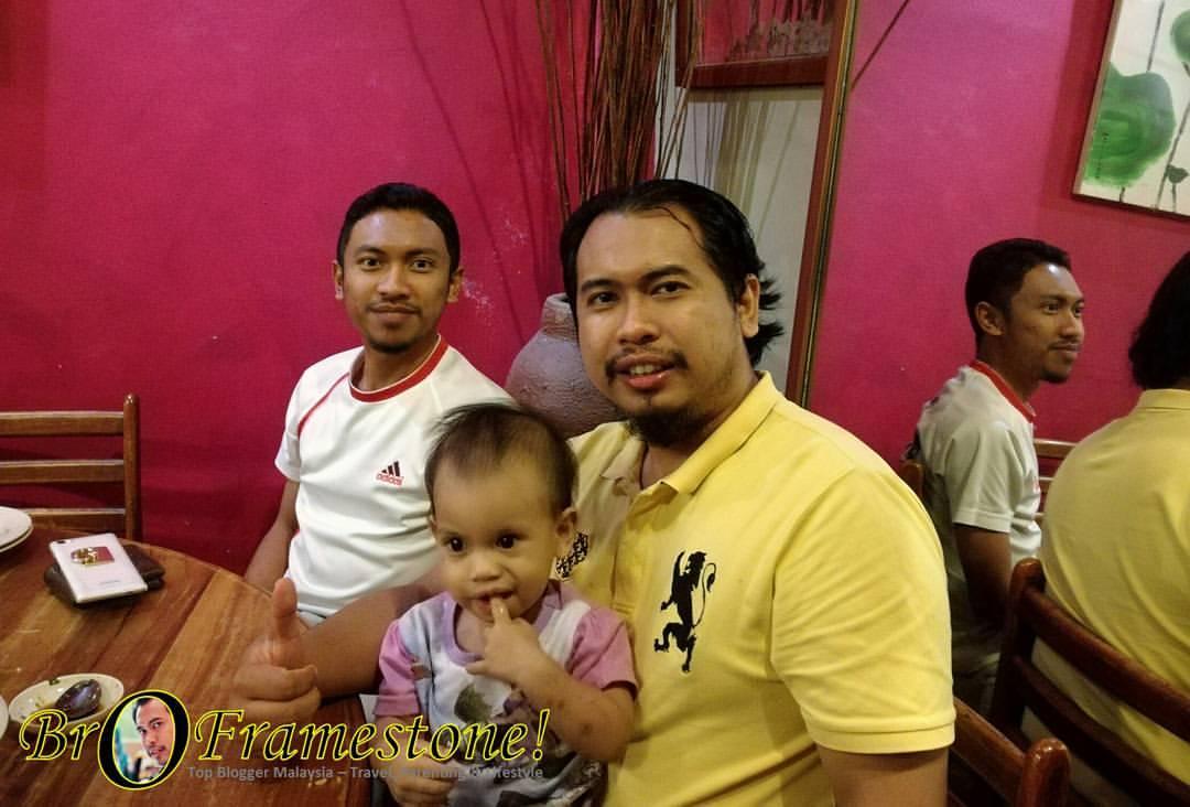 Open Table Birthday Adik Bongsu