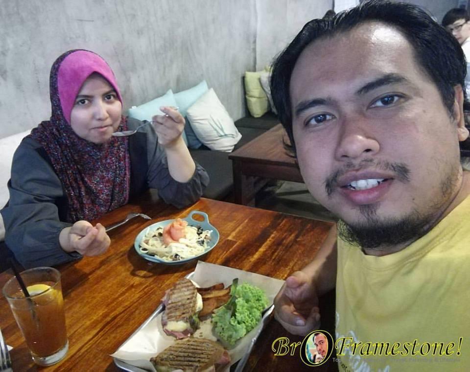 Sedap Makan di Pickle & Fig, TTDI & Jimat Bayar Menggunakan Mobile Wallet Kiple