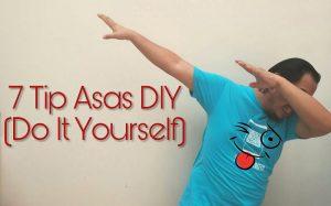 7 Tip Asas Untuk Projek DIY (Do It Yourself) Di Rumah