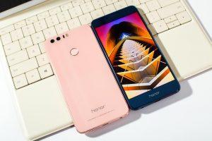 Honor 8 Sakura Pink New