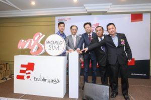 Enabling Asia Tech Sdn Bhd m8 World SIM