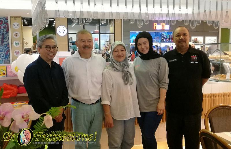 Gula Cakery Buka Cawangan Kedua, Gula Petite di IOI City Mall, Putrajaya