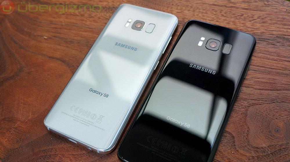 Kamera Samsung Galaxy S8