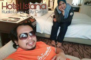 Menginap di Hotel Istana Kuala Lumpur City Centre