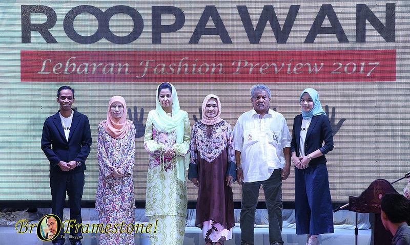 Portal Membeli-Belah Online ROOPAWAN Dilancarkan Secara Rasmi