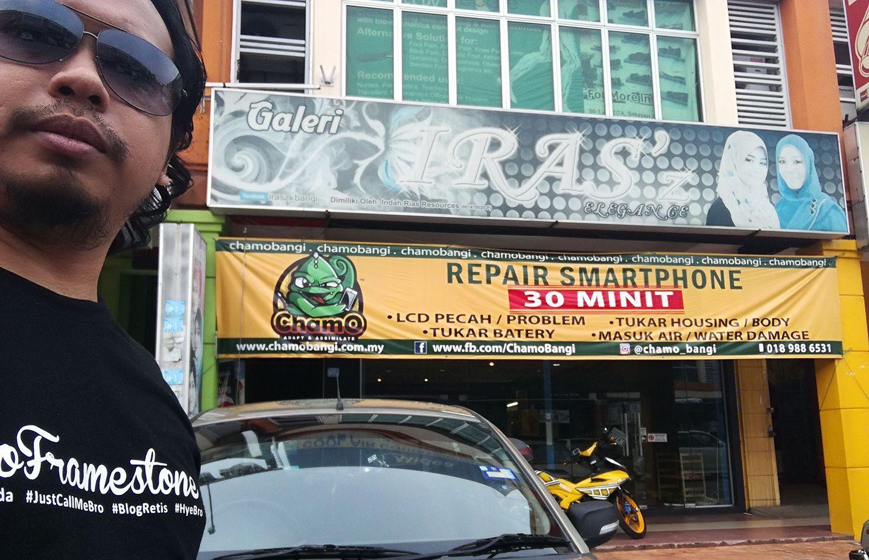 Repair Macbook Secara Face to Face di Chamo, Bandar Baru Bangi