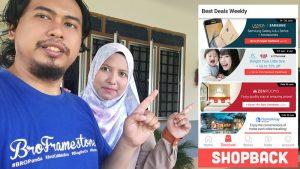Jimat Berganda Shopping Dengan Shopback Malaysia