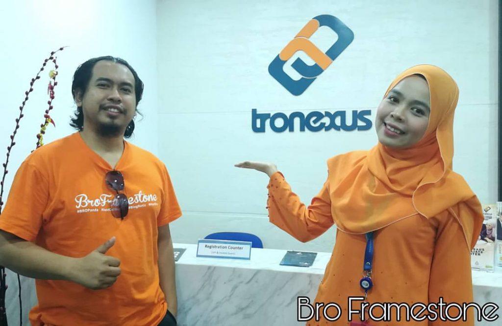 Pejabat Urusan Tronexus Global