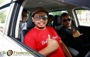 Pengalaman Jadi Driver Awi Rafael Di Honda Family Road Trip