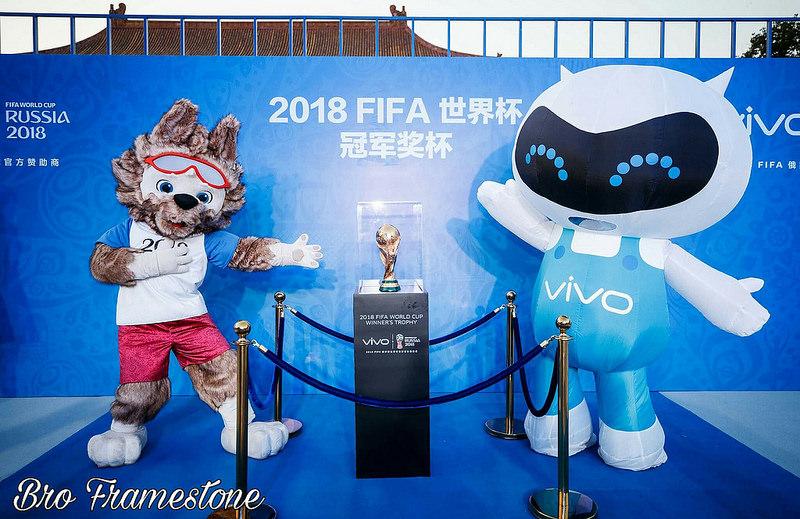 Vivo Penaja Rasmi Bagi FIFA World Cup™ 2018 & 2022