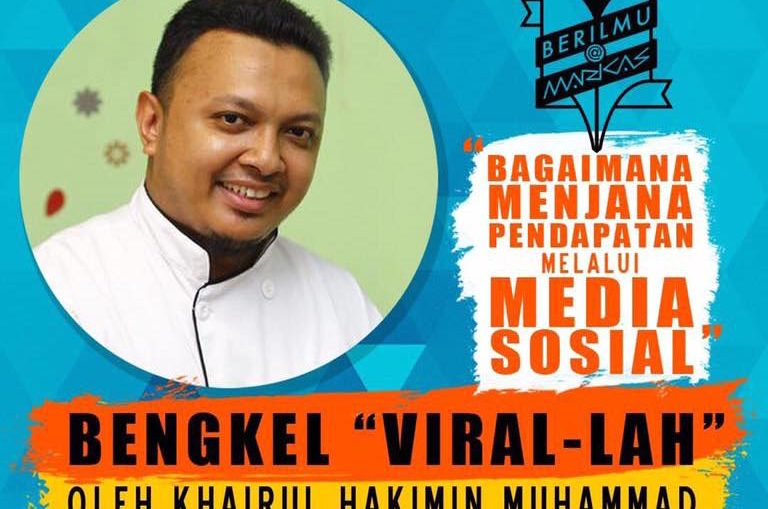 Bengkel Viral-lah Khairul Hakimin Muhamad