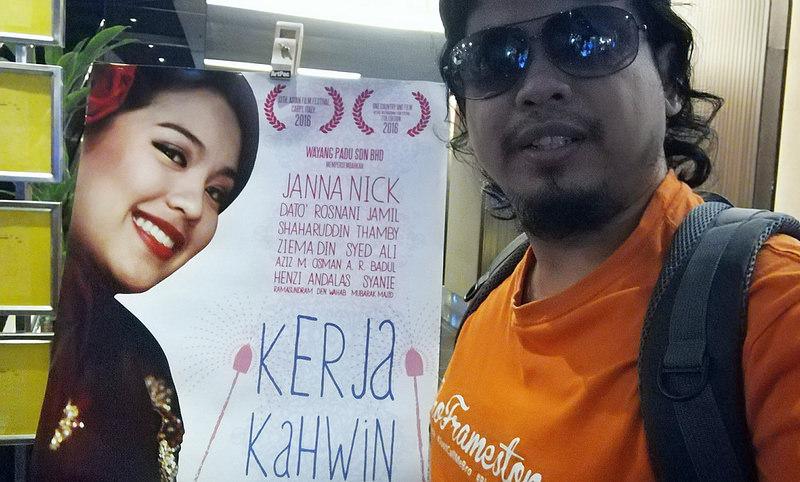 Filem Kerja Kahwin Perkenalkan Adat & Budaya Perkahwinan Melayu Ke Mata Dunia