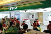 Kedai Utama Pertama OPPO di Suria KLCC Dibuka