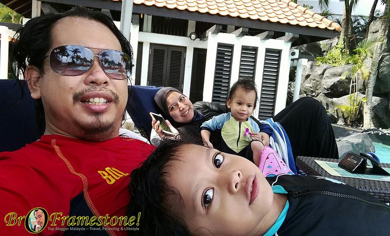 Menginap di Hilton Hotel Kuala Lumpur