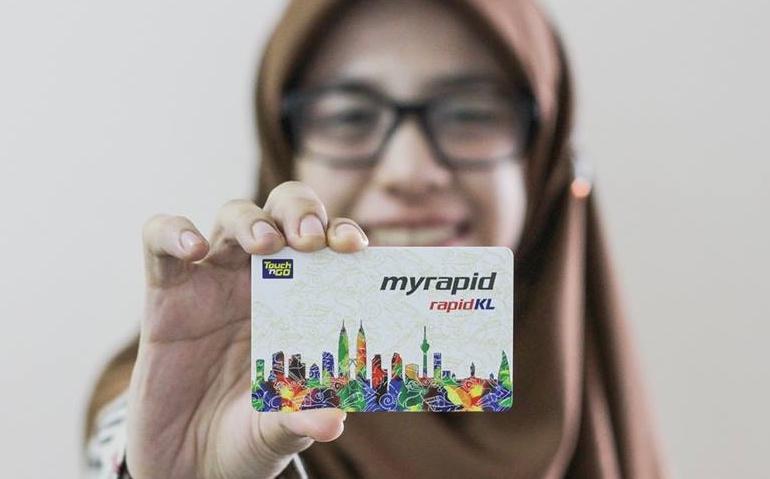 MyRapid Touch n Go