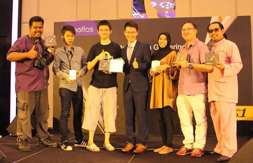 Pemenang Neffos X1 Challenge