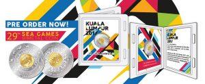 Syiling Edisi Khas Sukan SEA Kuala Lumpur 2017