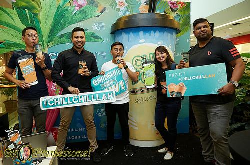 Boat Noodle Memperkenalkan Jenama Chill Chill – Teh Ais Thai Yang Asli