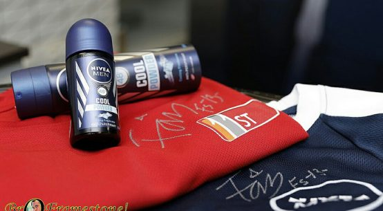 Bring Out the Champion in You With Nivea Men