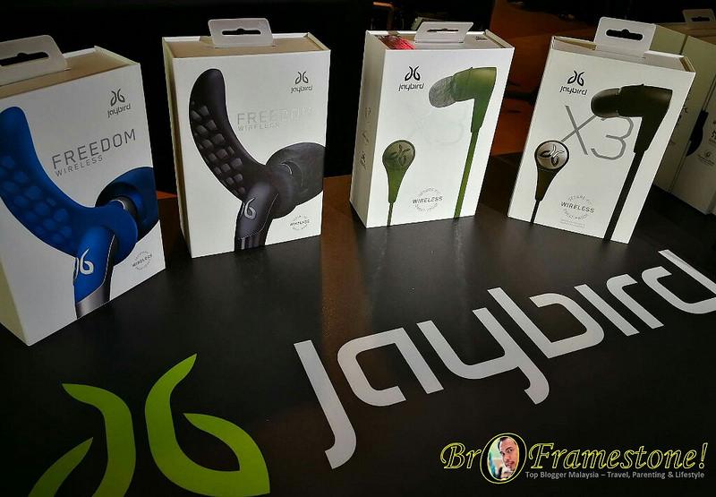 Jaybird Wireless Sport Headphones