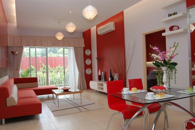 Minimakan Penggunaan Perabot Dalam Rumah Sewa