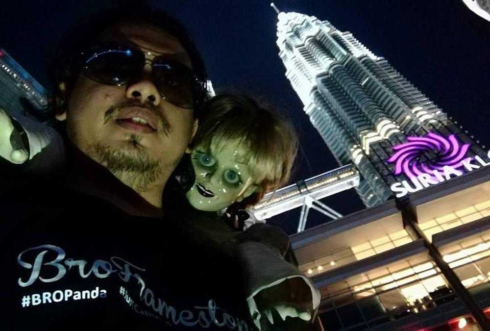 Kelibat Patung Annabelle Ditemui Sekitar Kuala Lumpur Menjadi Viral