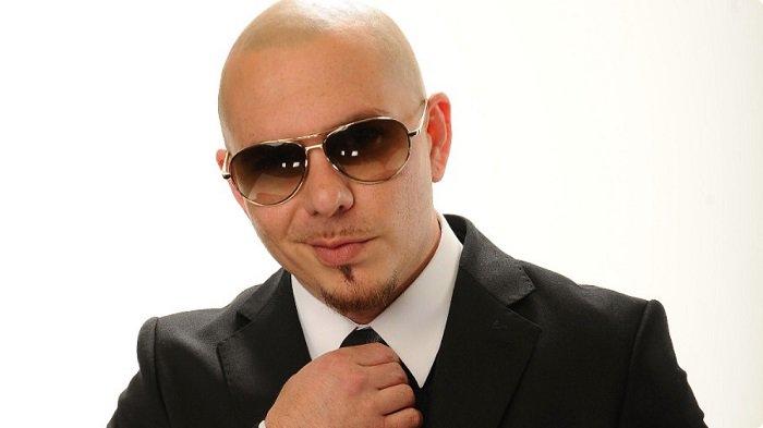 Pitbull - Lelaki Kepala Botak Seksi