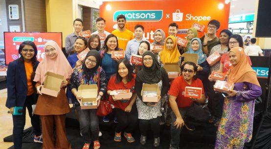 Shopee Watsons Malaysia