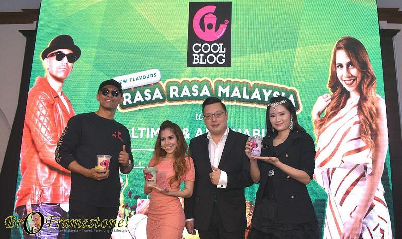 CoolBlog Malaysia Tampil Dengan Aneka Rasa Penuhi Citarasa Malaysia