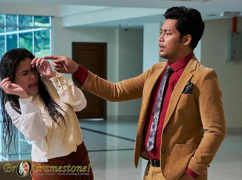 Filem Komedi Romantik Kolestrol Vs Cinta Tampil Tiz Zaqyah & Kamal Adli