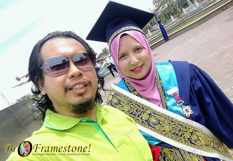 Berakhirlah sudah Majlis Konvokesyen Universiti Tun Hussein Onn Malaysia (UTHM) Ke-17