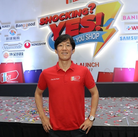 Chuljin Yoon, Ketua Pegawai Operasi 11street