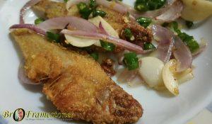Ikan Pekasam Homemake