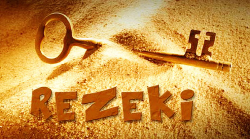 Kunci Kepada Pintu Rezeki