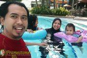 Mengajar Anak Berenang