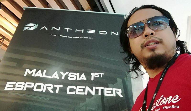 Pantheon Malaysia 1st eSport Center