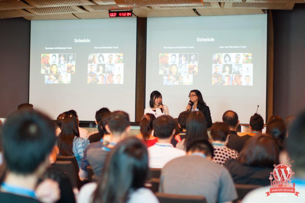 WordCamp Singapore 2016