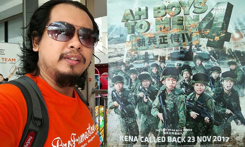 Filem Ah Boy To Men 4 Ditayangkan Di Malaysia Mulai 23 Nov 2017
