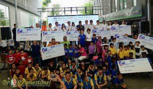 Karnival Larian Amal MRCA 2017 Kutip Derma RM100,000