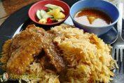 Mencari Nasi Beriani Paling Sedap Dekat Parit Raja, Johor