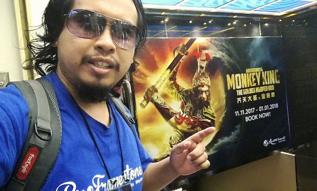 Monkey King: The Golden Hooped Rod di Resorts World Genting