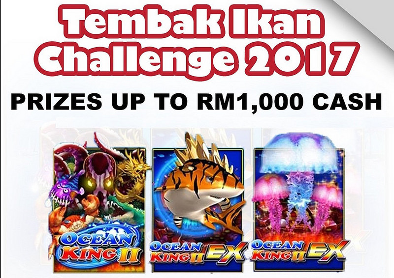 Pertandingan Mobile Game Tembak Ikan