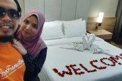 Sambut Ulang Tahun Perkahwinan di Sunway Putra Hotel