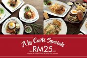 A La Carte Specials Coffee House, Sunway Putra Hotel