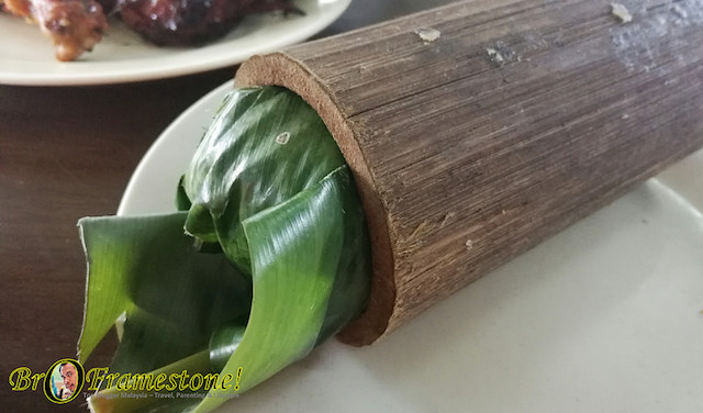 Restoran Nasi Bamboo Sungai Klah Sungkai